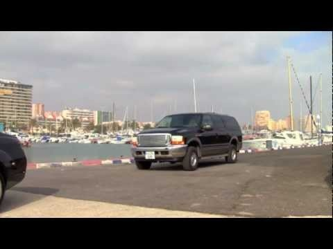 Autos Diamond: Ford Excursion y Mercedes Clase S (VIDEO)