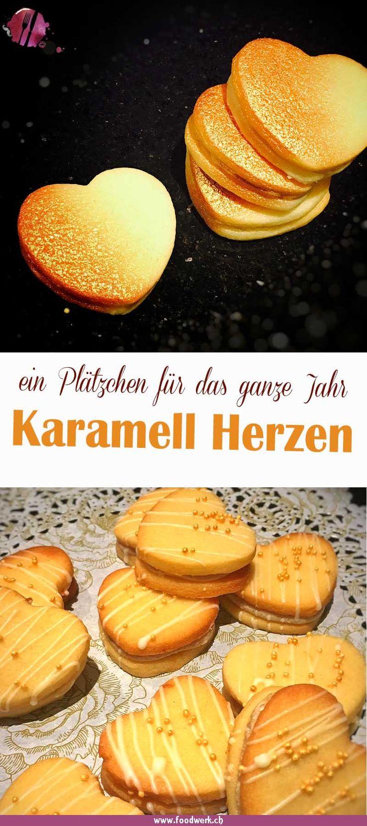 Karamell-Herzen – Karin Eden