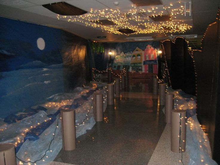 starry night prom decorations - Google Search                              …