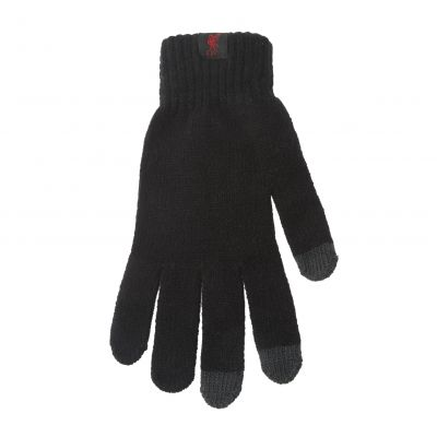 LFC Knitted Touch Screen Gloves. Was £8, now £4.