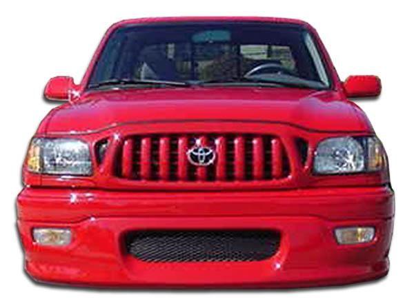 2001-2004 Toyota Tacoma Duraflex TD3000 Front Lip Under Spoiler Air Dam - 1 Piece