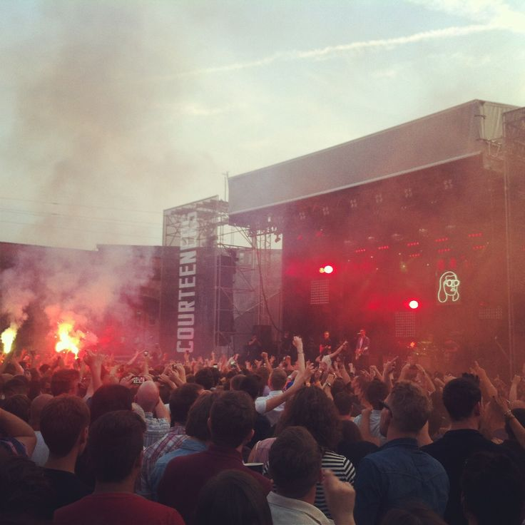 The Courteeners - Castlefield Bowl