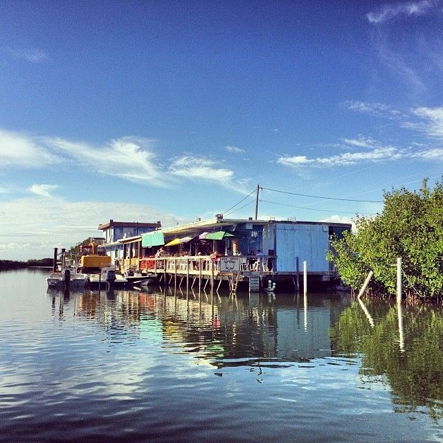 Alabama Jacks, Key Largo-Best conch fritters $11