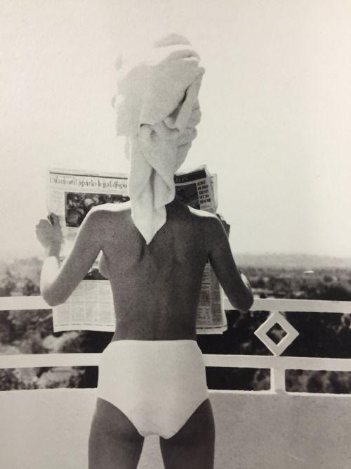 madisonkriegerphoto: 4x5 large format Archival print. selenium toned. Model: Gillian Bozzani WILSHER BLVD, CALIFORNIA