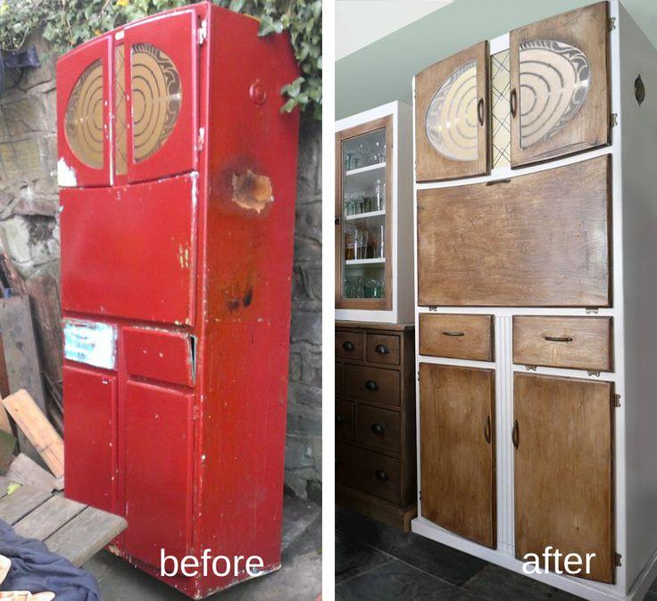 kitchen larder restoration