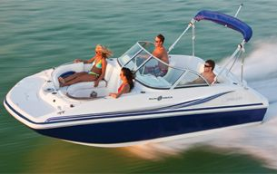 View All SunDeck Hurricane Boats