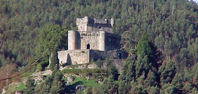 Cinco castillos de Pontevedra que podrían salir en Juego de Tronos - Faro de Vigo