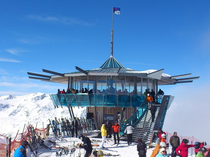 Top Mountain Star Restaurant & Bar in #Obergurgl-#Hochgurgl / #Tyrol