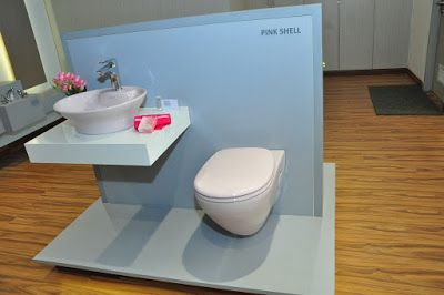 Parryware Display Studio by Roca Bathrooms Inaugurated by Pau Abello