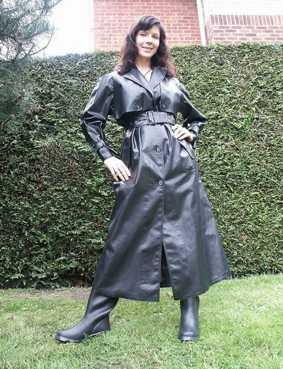 SBR Trench coat