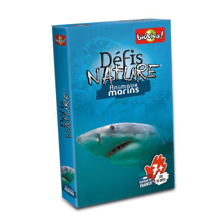 Défis nature vous emmène à la rencontre des animaux sauvages les plus impressionnants de notre planète. Découvrez des espèces à préserver, puis pariez sur les points forts de vos animaux pour collecter toutes les cartes du jeu et remporter la partie. Alors prêt à relever le défi ?