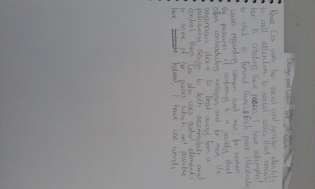 Thought process behind previous two pieces. Hopefully, it is readable.