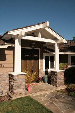 251 best craftsman doors entrance outside images on Pinterest
