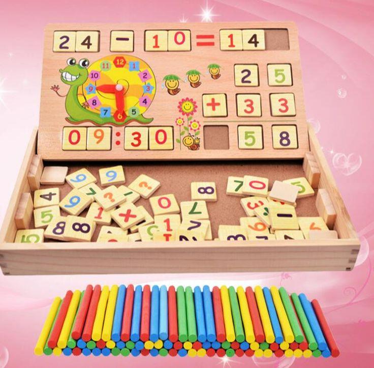 Mehr Lehrmaterial-Informationen über Kinder zählen bars mathematik lehrmittel Montessori Kindergarten figuren stick arithmetik berechnung technik stick, hochquaitative Lehrmaterial  von Arts tail finden Sie auf Aliexpress.com