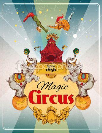 Bien-aimé Les 25 meilleures idées de la catégorie Fête à thème de cirque  ZA61