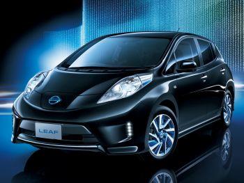 Nissan Leaf Aero Style '2014–01.2016