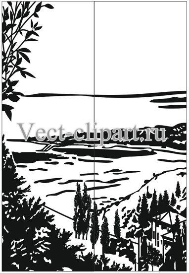 Каталог пескоструйных рисунков на шкаф купе. Фото шкаф купе с рисунком на зеркале, примеры пескоструйного рисунка. Пескоструйные рисунки в вектре.