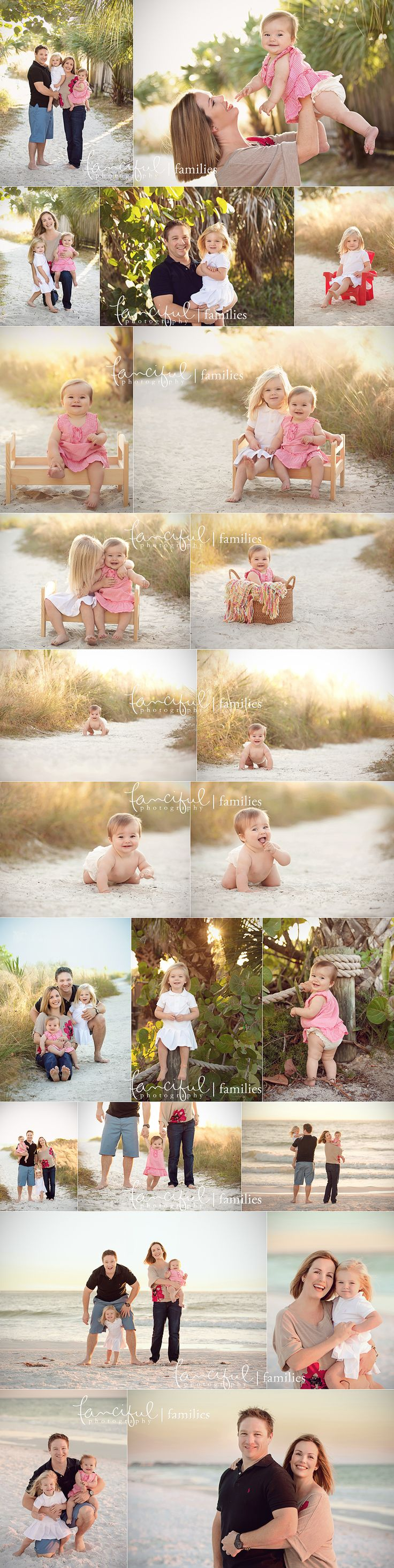 Family Beach Portraits fancifulphotograp...
