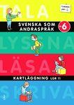 Tummen upp! Svenska som andraspråk kartläggning åk 6 innehåller övningar som är direkt kopplade till kunskapskraven i svenska i slutet av åk 6. Övningarna prövar om eleverna är på god väg mot de kunskaper som de lägst ska ha uppnått i slutet...