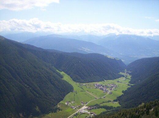 Paesaggio montanaro