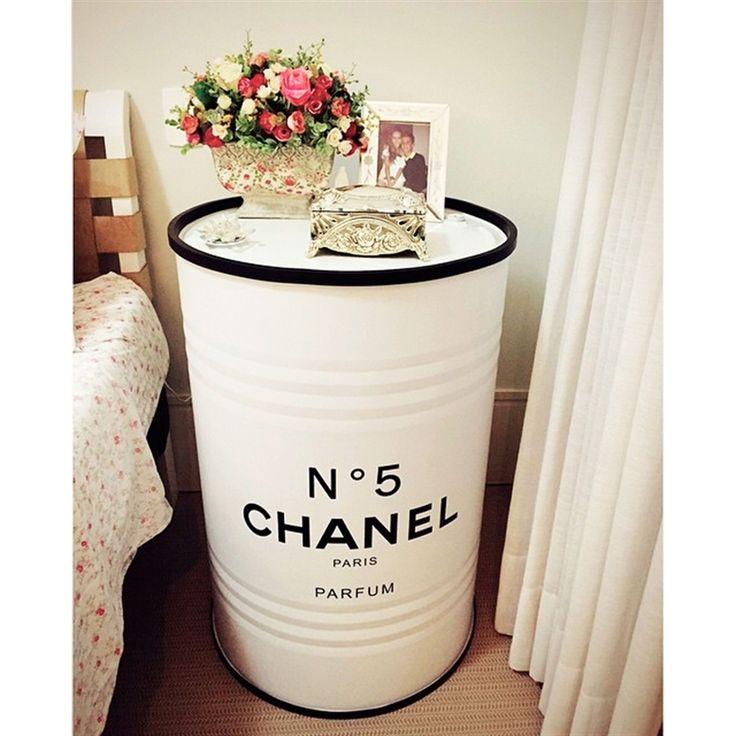 Tambor Chanel Nº5