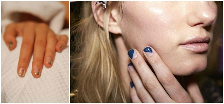 barely there nail trend 2015