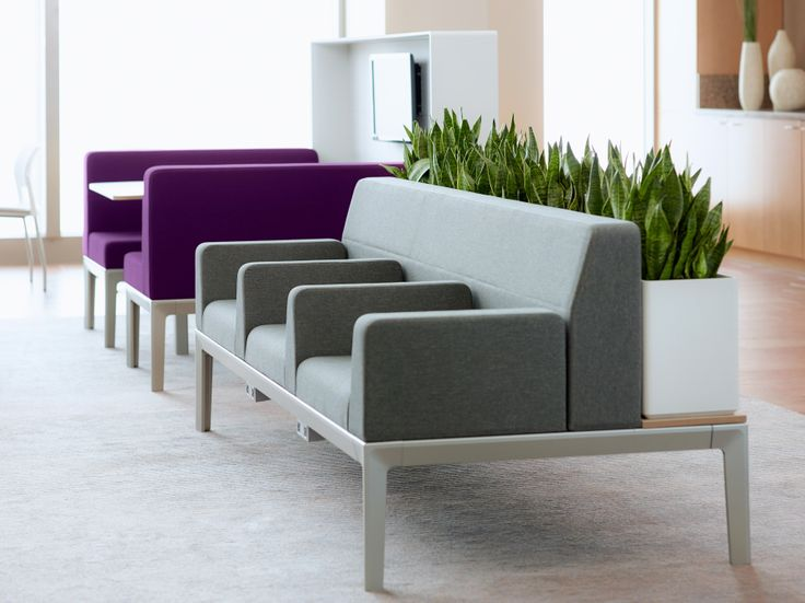 Chic Continuous Chairs | Comfort design, Stylish and Waiting rooms
