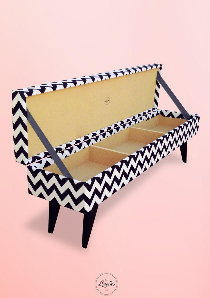 M s de 25 ideas incre bles sobre cama baul en pinterest - Baules baratos madera ...