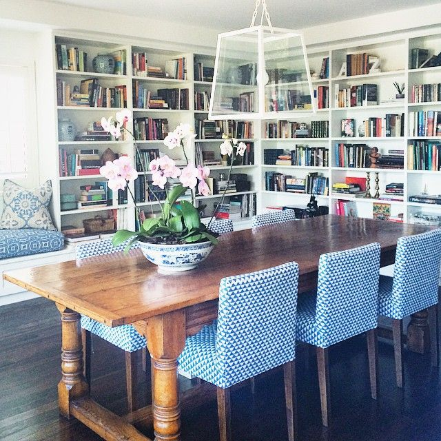 Anna Spiro @annaspiro The dining chairs...Instagram photo | Websta (Webstagram)