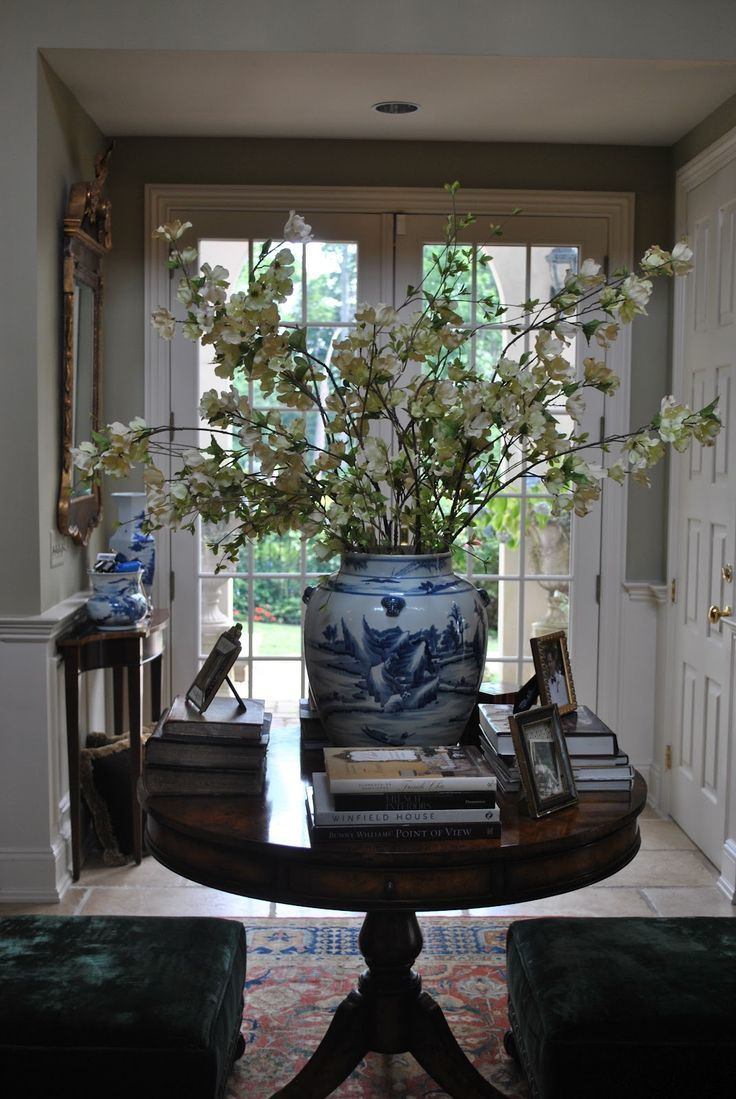 The Enchanted Home: 30 MORE reasons why blue and white ginger jars rock!                                                                                                                                                                                 More