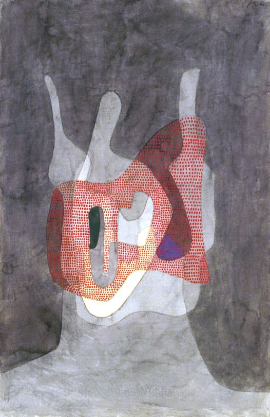 Paul Klee (Swiss, 1879-1940) - Protectress, 1932