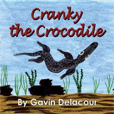 This book, great for little boys and all fours and fives is about a little, lost crocodile called Cranky. Cranky meets a whole bunch of different animals as he tries to find his way back to his mother and siblings. A great read by an Aboriginal man and father from Queensland.