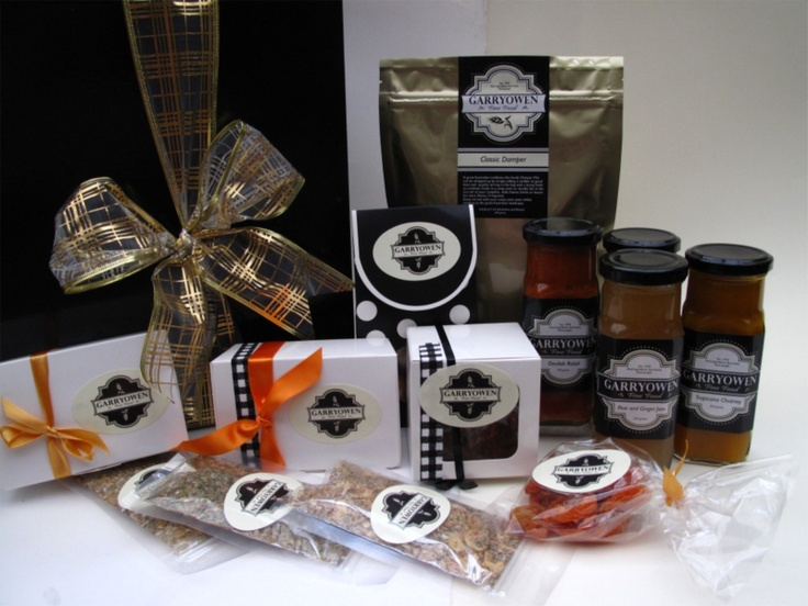 Gourmet Gift Box, delivered right to your door