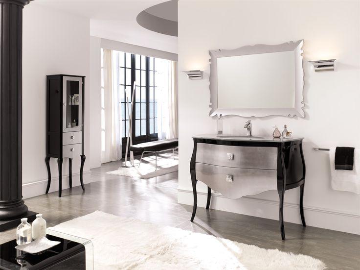 Mejores 31 imágenes de Muebles de Baño estilo Neoclásico en ...