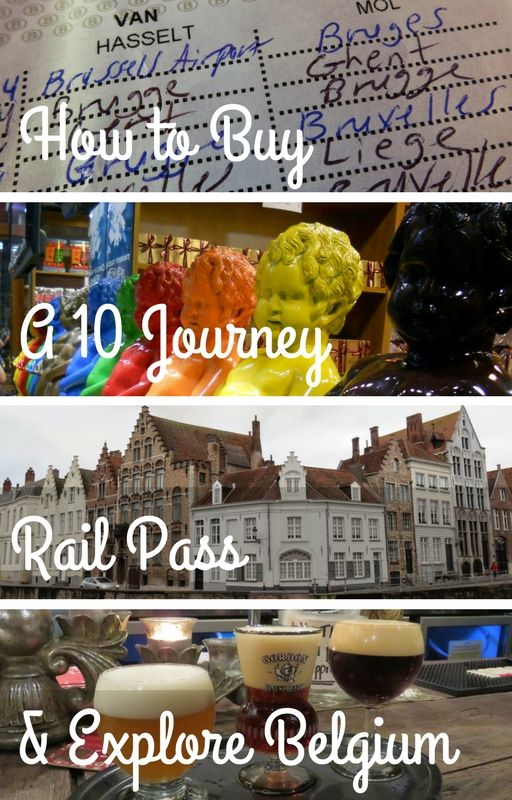 How to Buy and Use a 10 Journey Rail Pass in Belgium for the Ultimate Christmas Trip   Sidewalk Safari