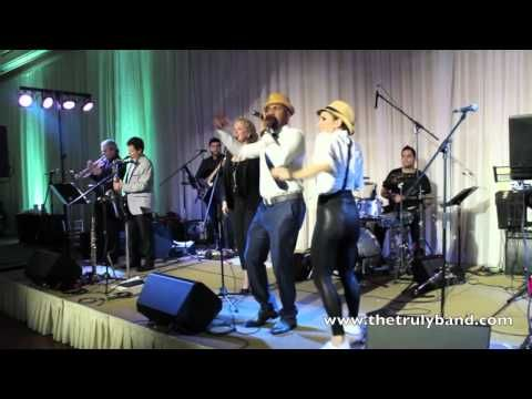 Toronto Wedding Band - Bar Mitzvah Entertainment - The Truly Band