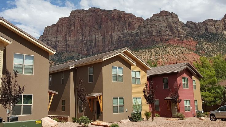 Townhome vacation rental in Springdale, UT, USA from VRBO.com! #vacation #rental #travel #vrbo