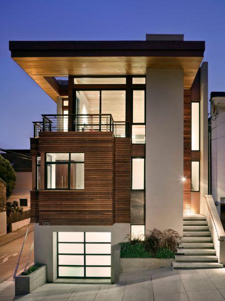 Bernal Heights Residence - Garaje en sótano