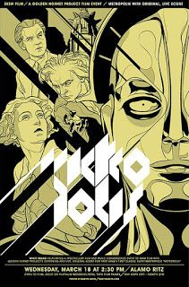 Metropolis: study guide