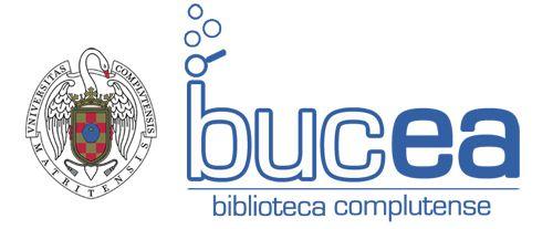 BUCEA. Más de 60 millones de documentos electrónicos, además del catálogo Cisne, el Repositorio Institucional E-prints Complutense y el Portal de Revistas  Científicas Complutenses. Accede desde http://biblioteca.ucm.es/ Consulta la guía rápida de Bucea en: http://biblioteca.ucm.es/bucea/BUCea-2-0-Guia_rapida.html