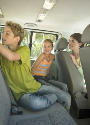 """Keep #kids calm & comfortable in long car rides by """"scheduling"""" seats—plus more #roadtrip solves from @Jill Jackson Norris TODAY"""