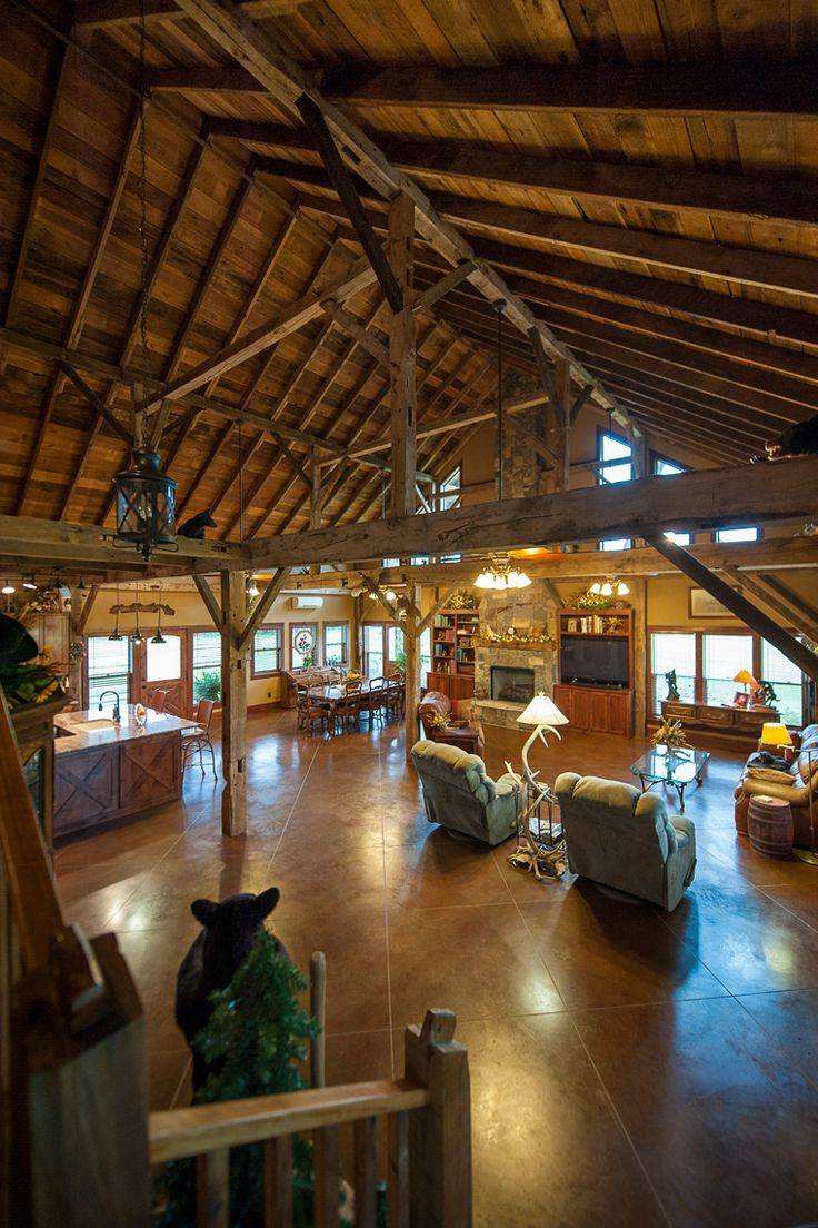 Texas Country Barn Home | Heritage Restorations