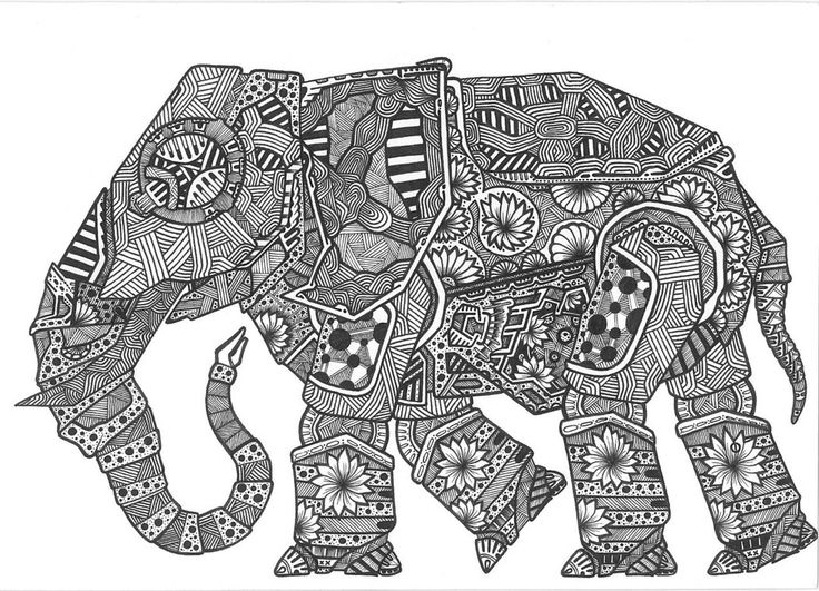 Elephant By ExScout On DeviantArt