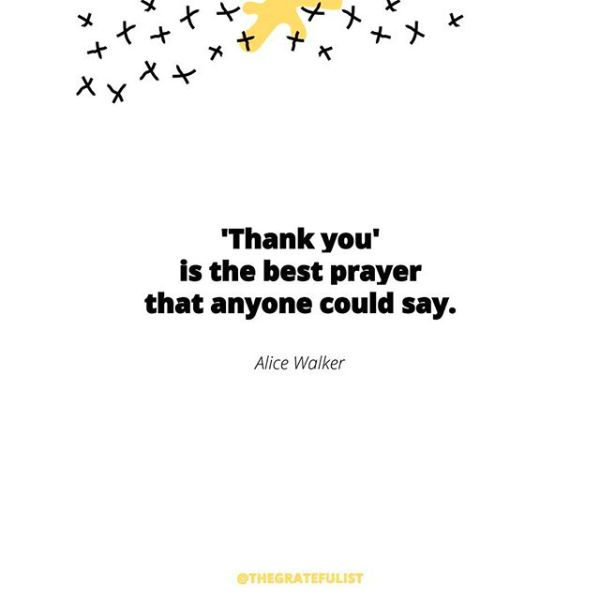 Do you say 'thank you' enough? Have you thought about starting a gratitude practice? Click through for more gratitude quotes and tips.