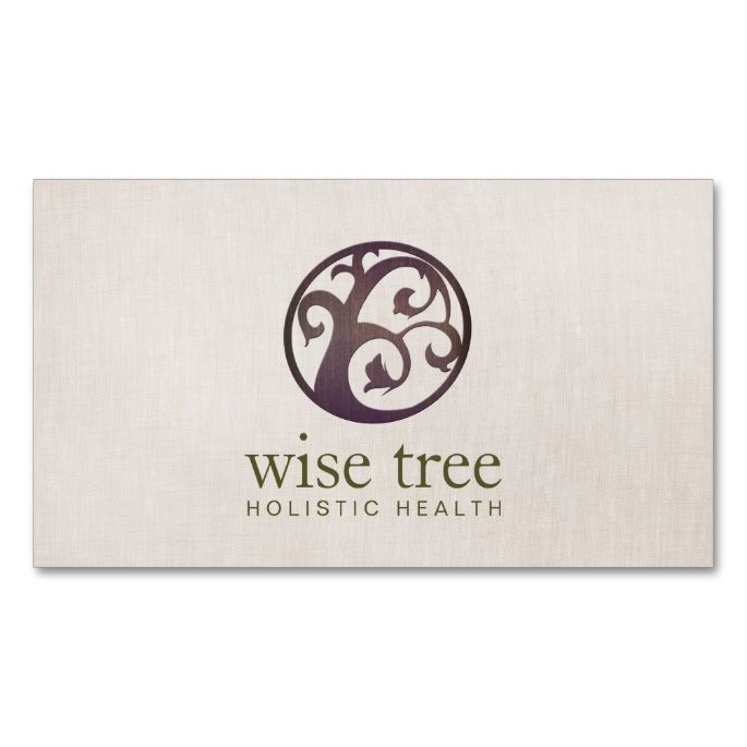 The 18 best holistic health business cards images on pinterest wood tree alternative medicine and holistic health double sided standard business cards pack of colourmoves
