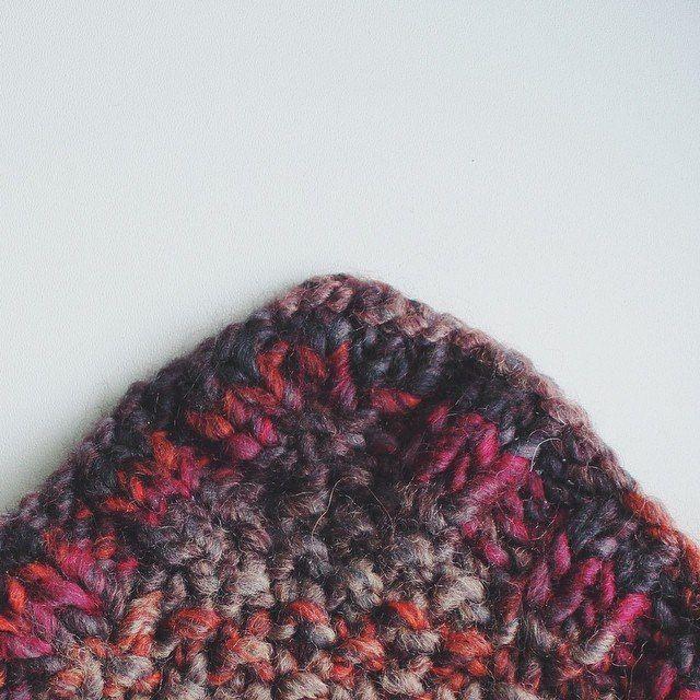 knit, knitting, knitted cowl, mountain / гора, вязание, вязаный снуд