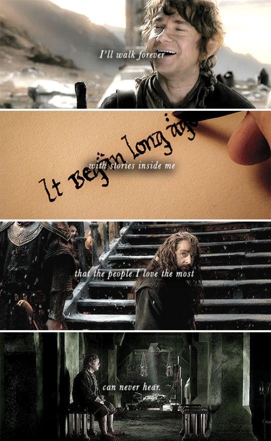 Excuse Me While I Go Find A Nice Little Corner. Hobbit BilboBilbo BagginsThe  ...