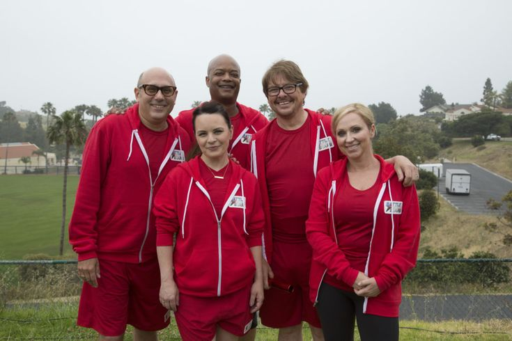 WILLIE GARSON, JENNA VON OY, TODD BRIDGES, DAVE FOLEY, LEIGH-ALLYN BAKER