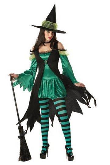 Фото костюма ведьмочки