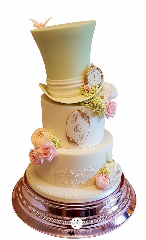 mad hatter wedding cakes designs 338 best images about cakes in amp the 16978